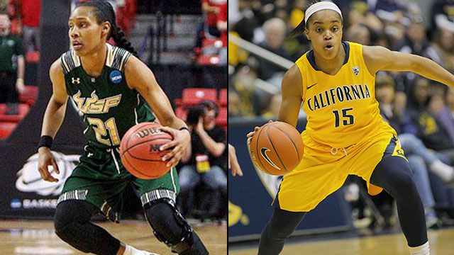#10 South Florida vs. #2 California (Second Round): 2013 NCAA Women's Basketball Championship