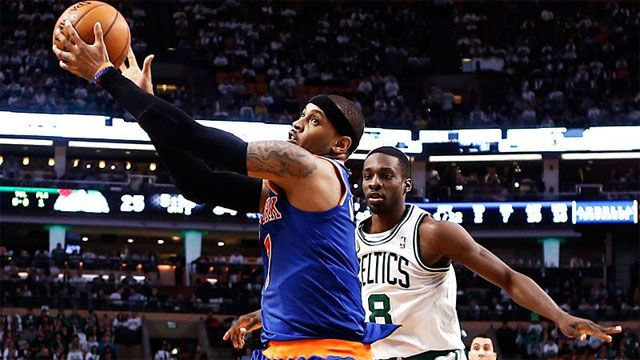 New York Knicks vs. Boston Celtics (First Round, Game 3)