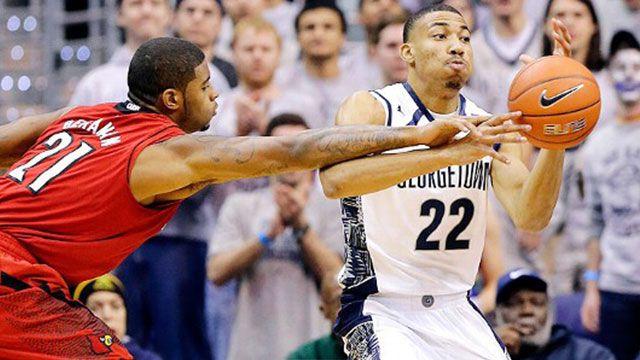 #5 Louisville vs. Georgetown