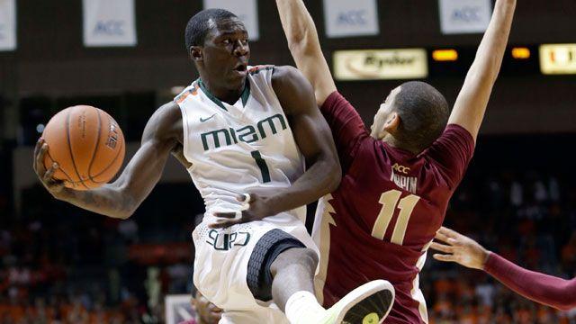 Florida State vs. #25 Miami (FL)