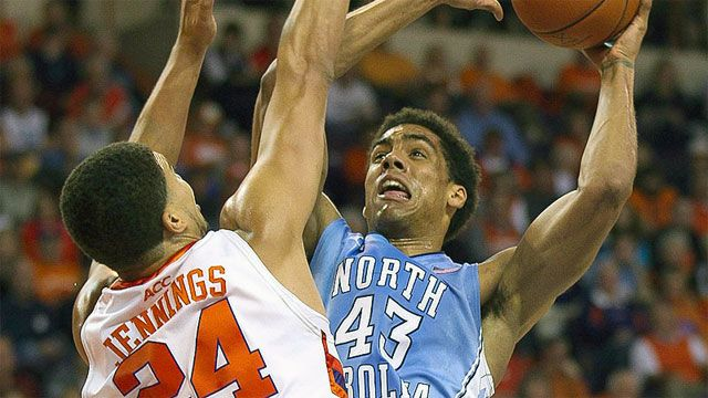 North Carolina vs. Clemson
