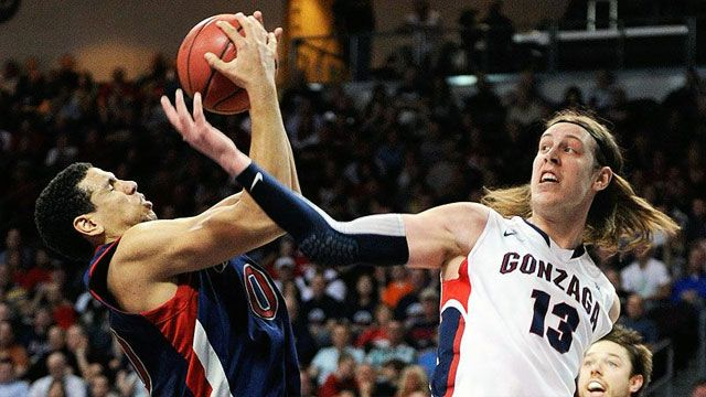 St. Mary's (CA.) vs. #1 Gonzaga (Championship): West Coast Conference Men's Basketball Championship