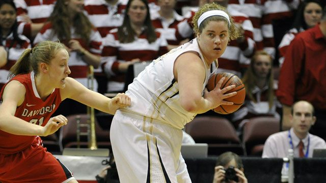 Davidson vs. Chattanooga (Exclusive Championship): SOCON Women's Basketball Championship