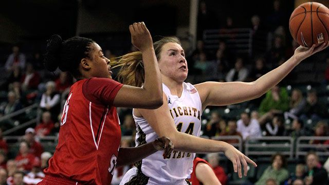 Illinois State vs. Wichita State (Championship): MVC Women's Basketball Tournament