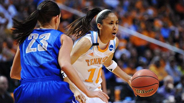#10 Creighton vs. #2 Tennessee (Second Round): 2013 NCAA Women's Basketball Championship