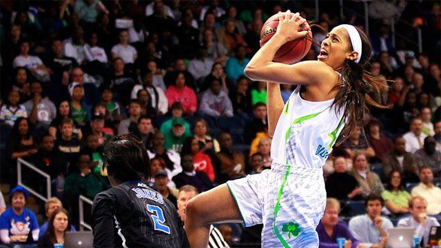 #2 Duke vs. #1 Notre Dame (Regional Final): 2013 NCAA Women's Basketball Championship