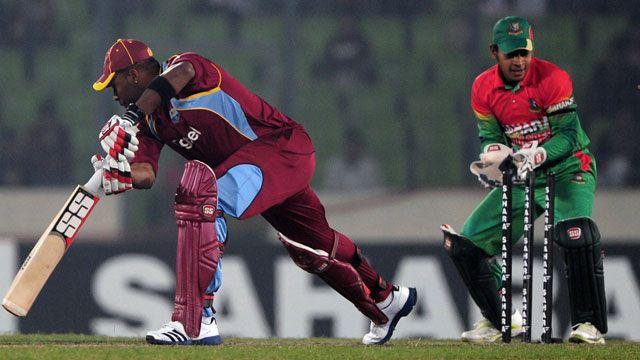 West Indies vs. Bangladesh (4th ODI)