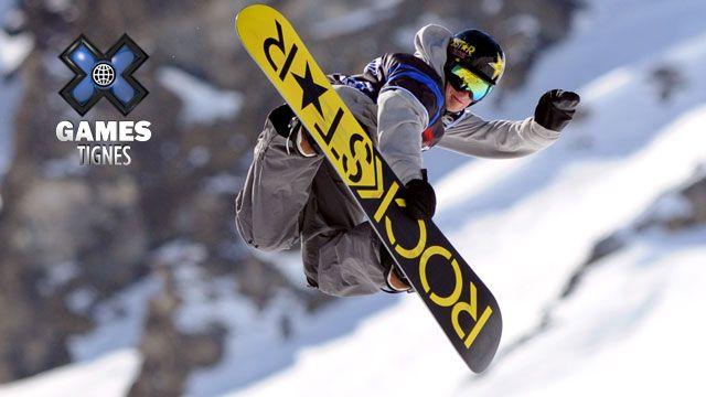 X Games Tignes: Men's Snowboard Slopestyle Eliminations