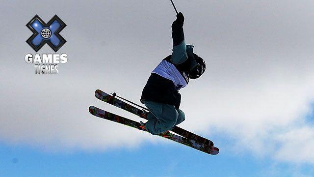 X Games Tignes: Men's Ski Slopestyle Final