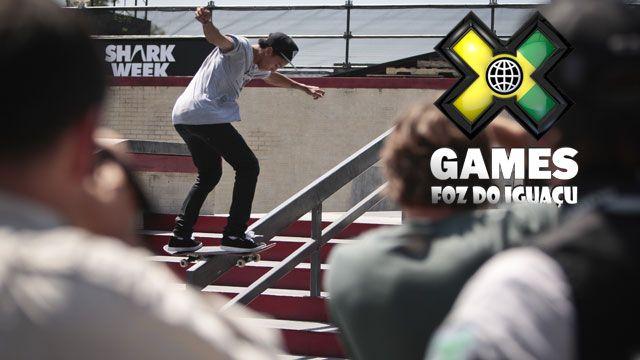 X Games Foz Do Iguacu: Street League Skateboarding Select Series