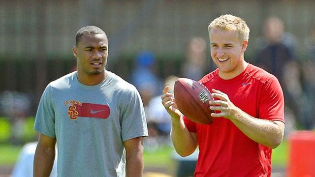 2013 USC Pro Day (Feat. Matt Barkley)