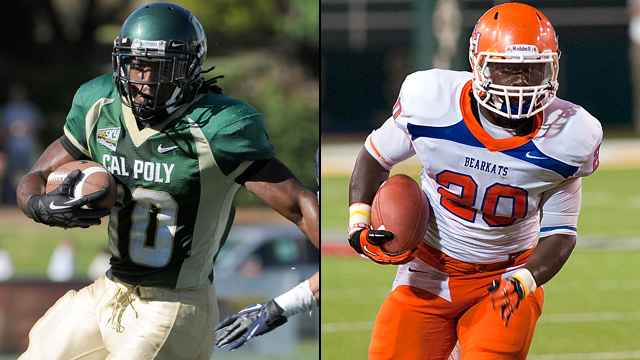 Cal Poly vs. Sam Houston State (Second Round): NCAA FCS Football Championship