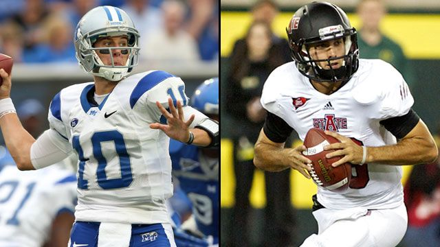 Middle Tennessee vs. Arkansas State