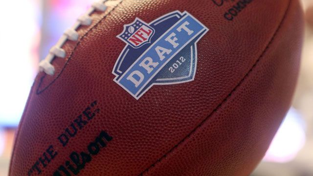 2012 NFL Draft presented by Bud Light (Rounds 4-7)