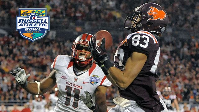 Rutgers vs. Virginia Tech: 2012 Russell Athletic Bowl