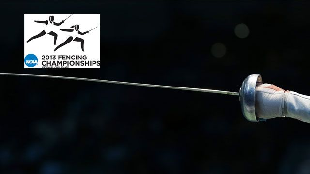 NCAA Fencing Championships presented by Northwestern Mutual (Men's Late Round & Final)