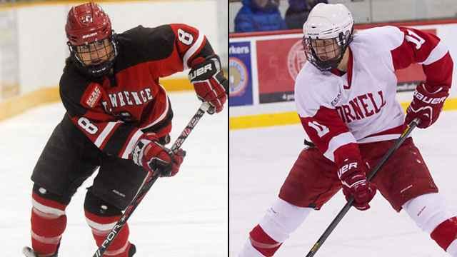 #5 St. Lawrence vs. #1 Cornell (Semifinal #1): ECAC Women's Hockey Championship