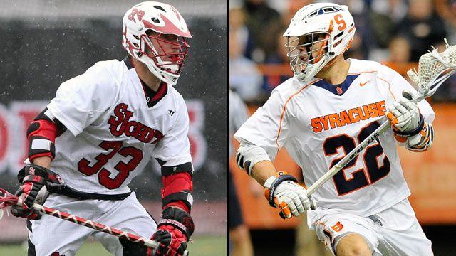 St. John's vs. #10 Syracuse