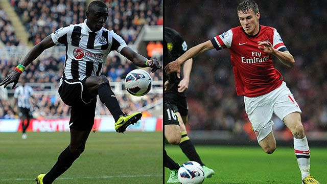 Newcastle vs. Arsenal