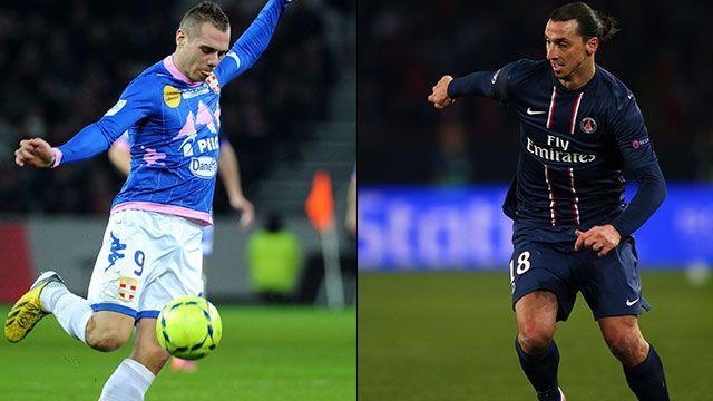 Evian Thonon Gaillard FC vs. Paris St Germain (Quarterfinals)