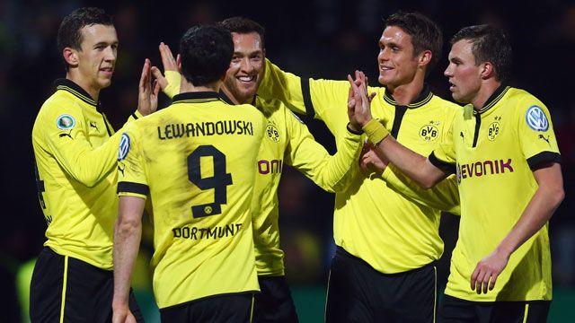 Borussia Dortmund vs. Hannover 96