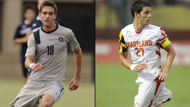 #3 Georgetown vs. #2 Maryland (Semifinal #1): NCAA Men's College Cup