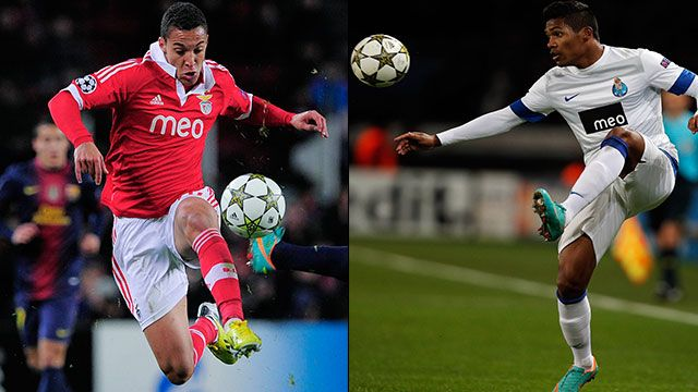 Benfica vs. FC Porto