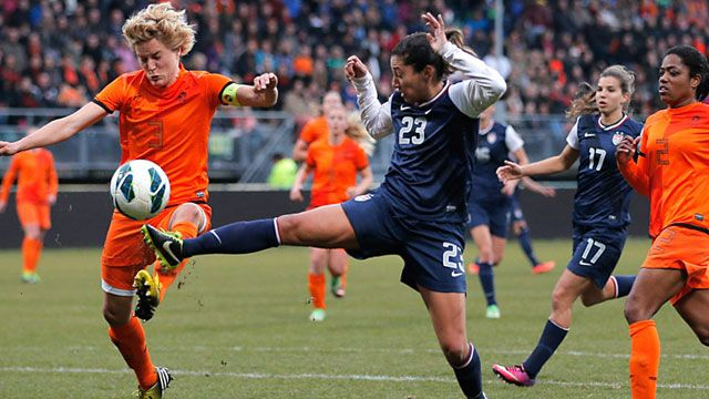 Netherlands vs. USA