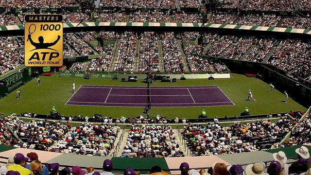 Sony Open Tennis 2013 (Men's Third Round)