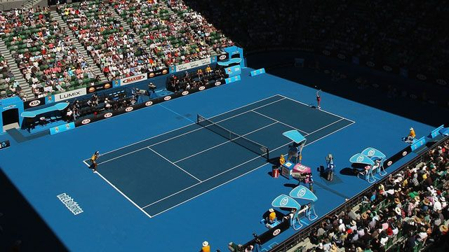 (3) Andy Murray (GBR) vs. (2) Roger Federer (SUI)
