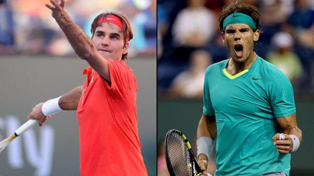 Roger Federer (Sui) vs. Rafael Nadal (Esp) (Men's Quarterfinal #2)