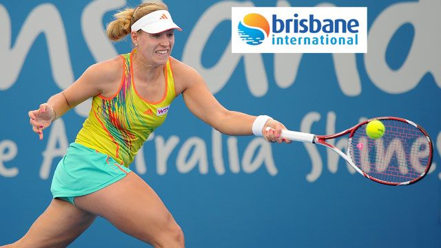 Angelique Kerber (Ger) vs. Monica Puig (Pur) (Round of 16)