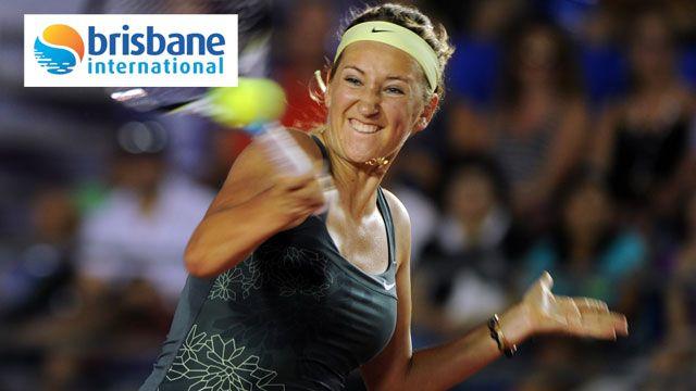 Victoria Azarenka (Blr) vs. Sabine Lisicki (Ger) (Round of 16)