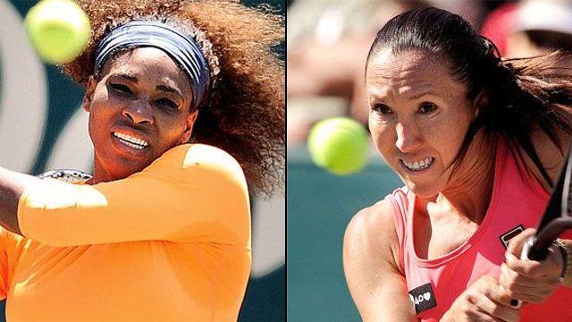 Serena Williams (USA) vs. Jelena Jankovic (Srb) (Championship)