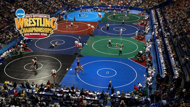 NCAA Wrestling Championships presented by Northwestern Mutual (Session 2 - Mat 3)
