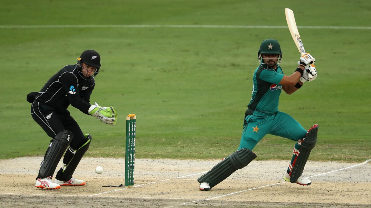 Pakistan Vs New Zealand | 3rd ODI | Highlights