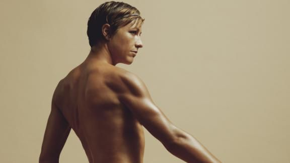 Body Issue 2012: Abby Wambach