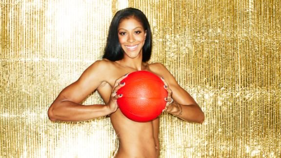 Body Issue 2012: Candace Parker