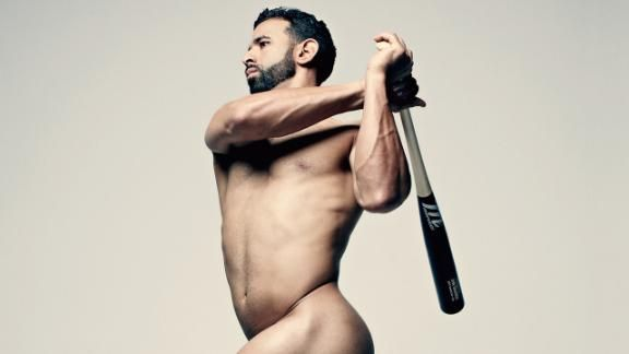 Body Issue 2012: Jose Bautista