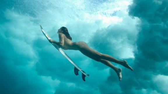 Body Issue 2012: Maya Gabeira