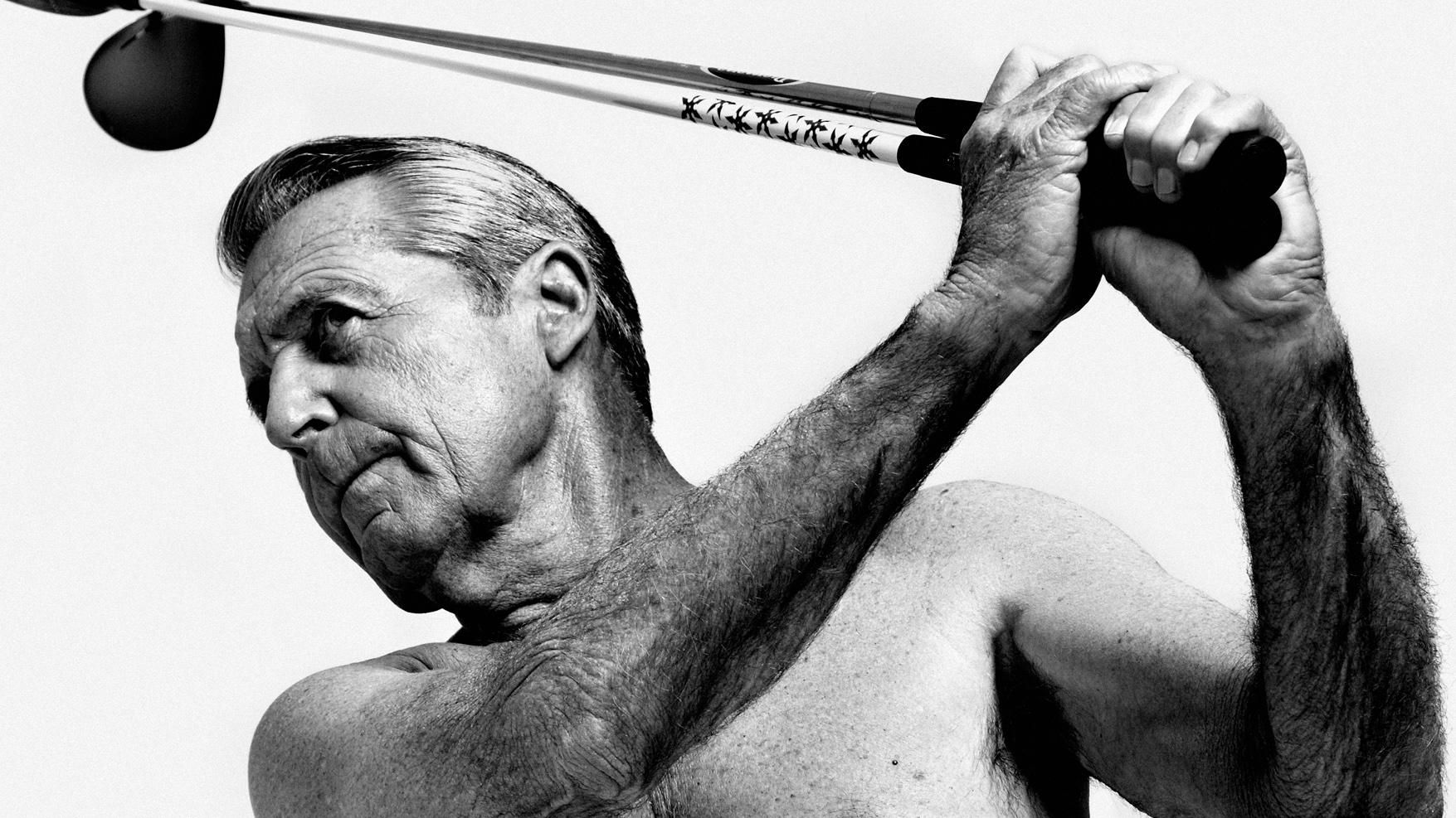 ESPN The Mag Body Issue 2013: Gary Player
