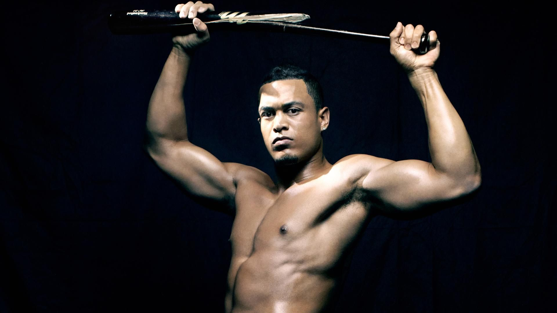 ESPN The Mag Body Issue 2013: Giancarlo Stanton