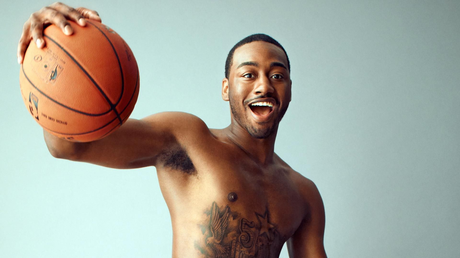 ESPN The Mag Body Issue 2013: John Wall