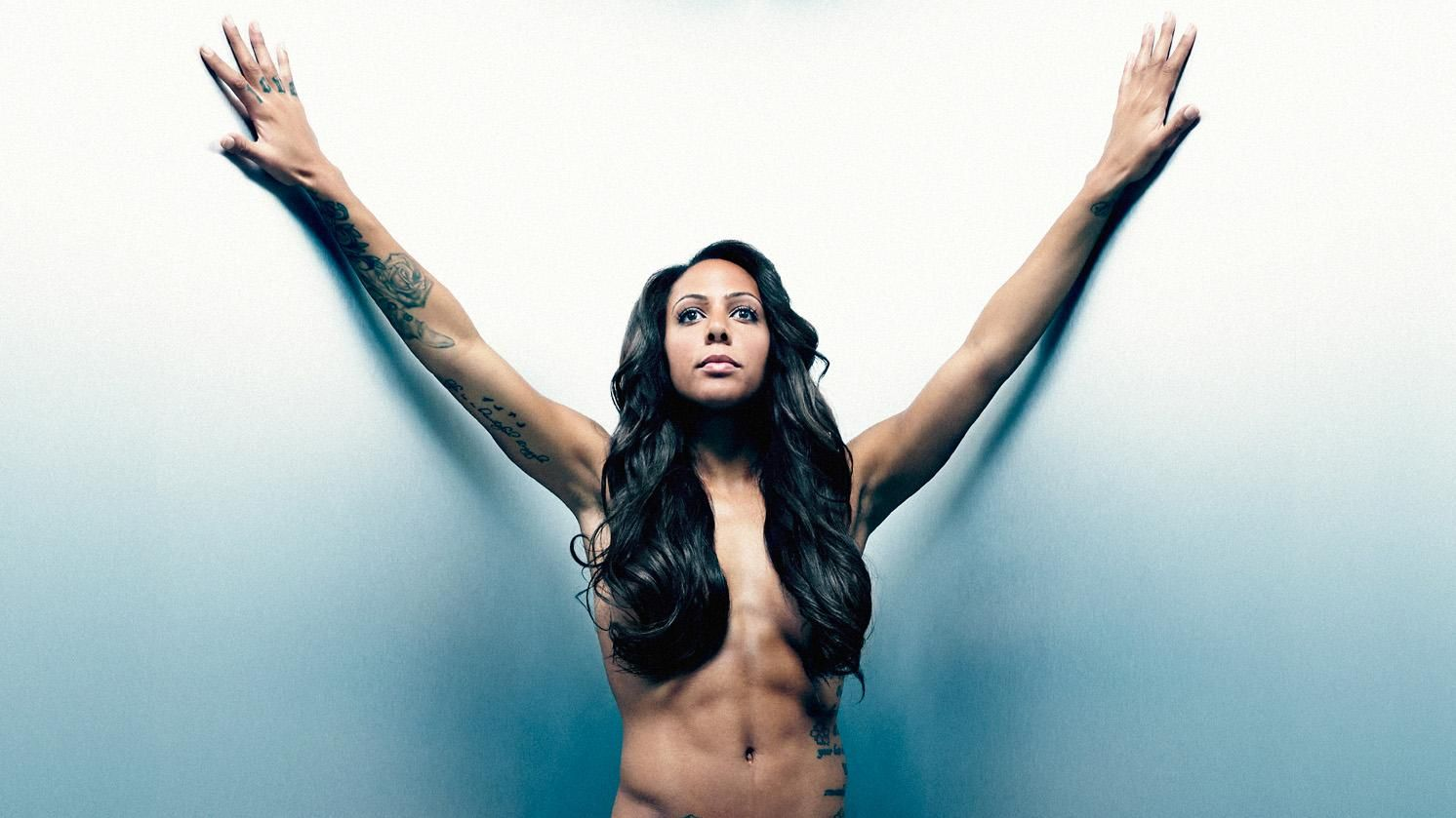ESPN The Mag Body Issue 2013: Sydney Leroux