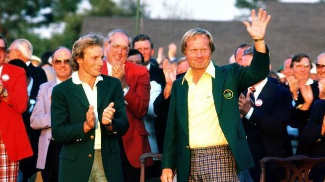 Nicklaus' Legendary Achievement
