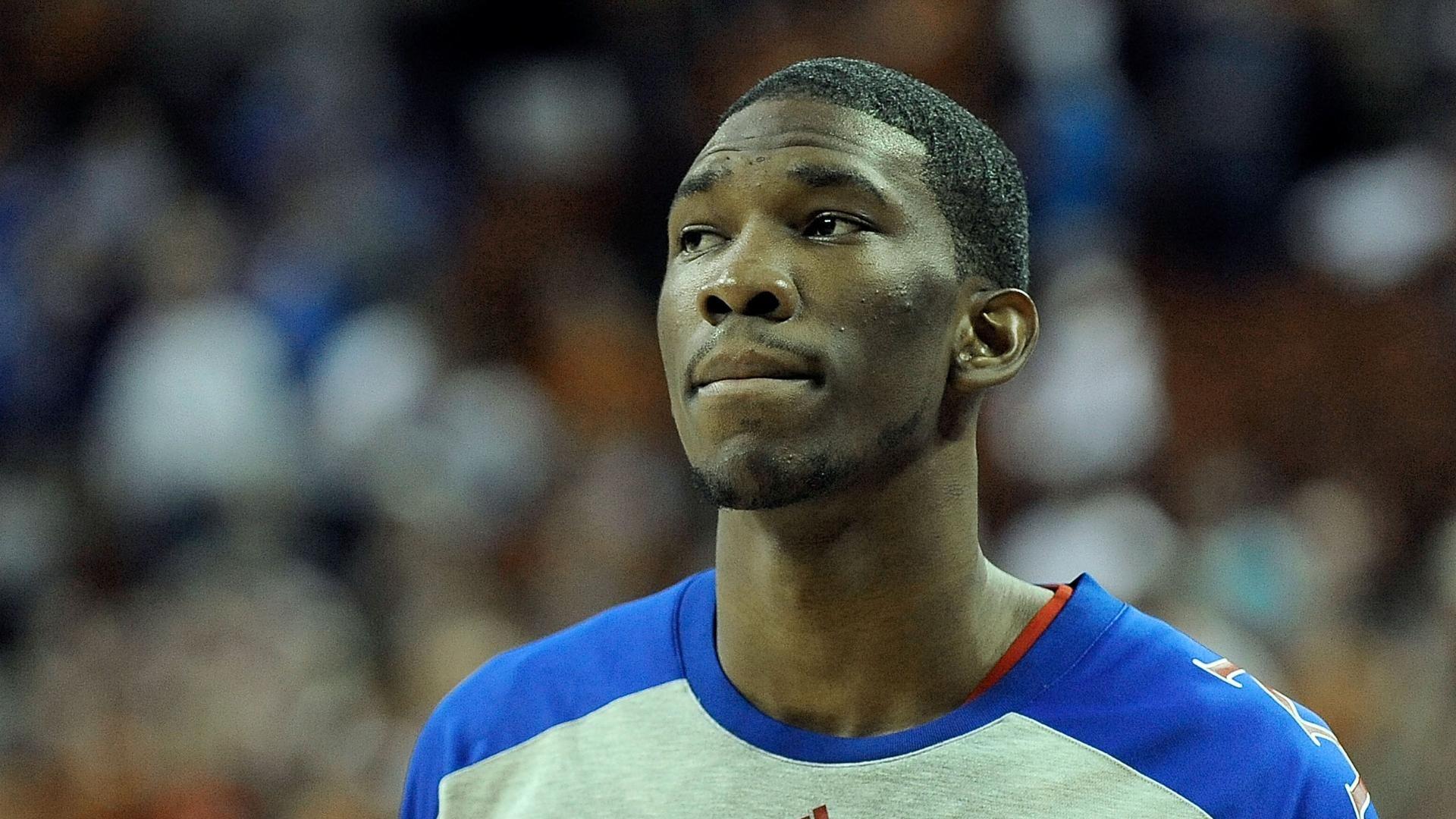 NBA Draft Prospect: Joel Embiid
