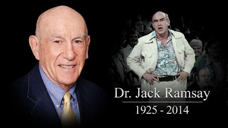 Remembering Dr. Jack Ramsay