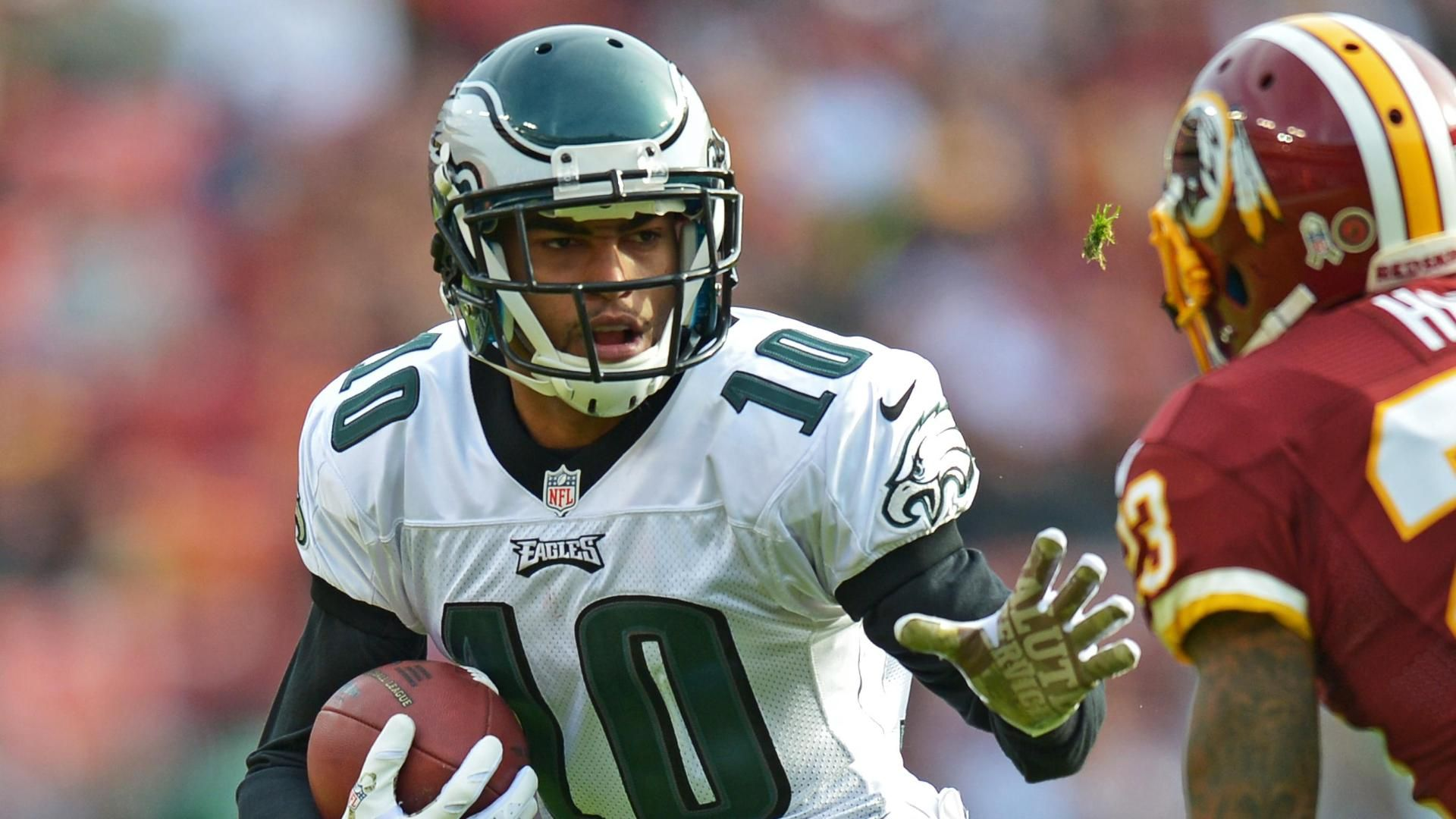 Jackson Release A Football Decision For Eagles