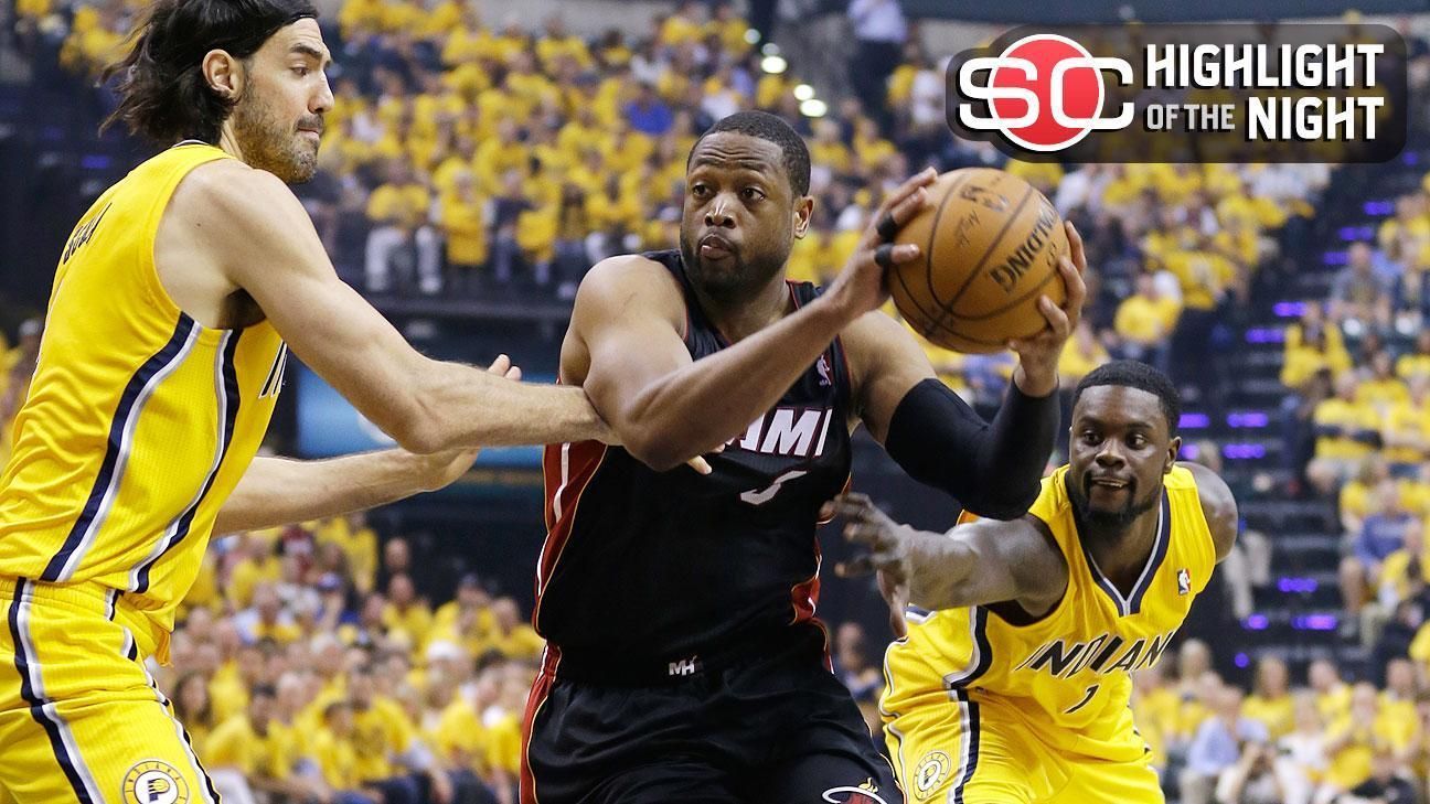 Heat Even Series With Pacers