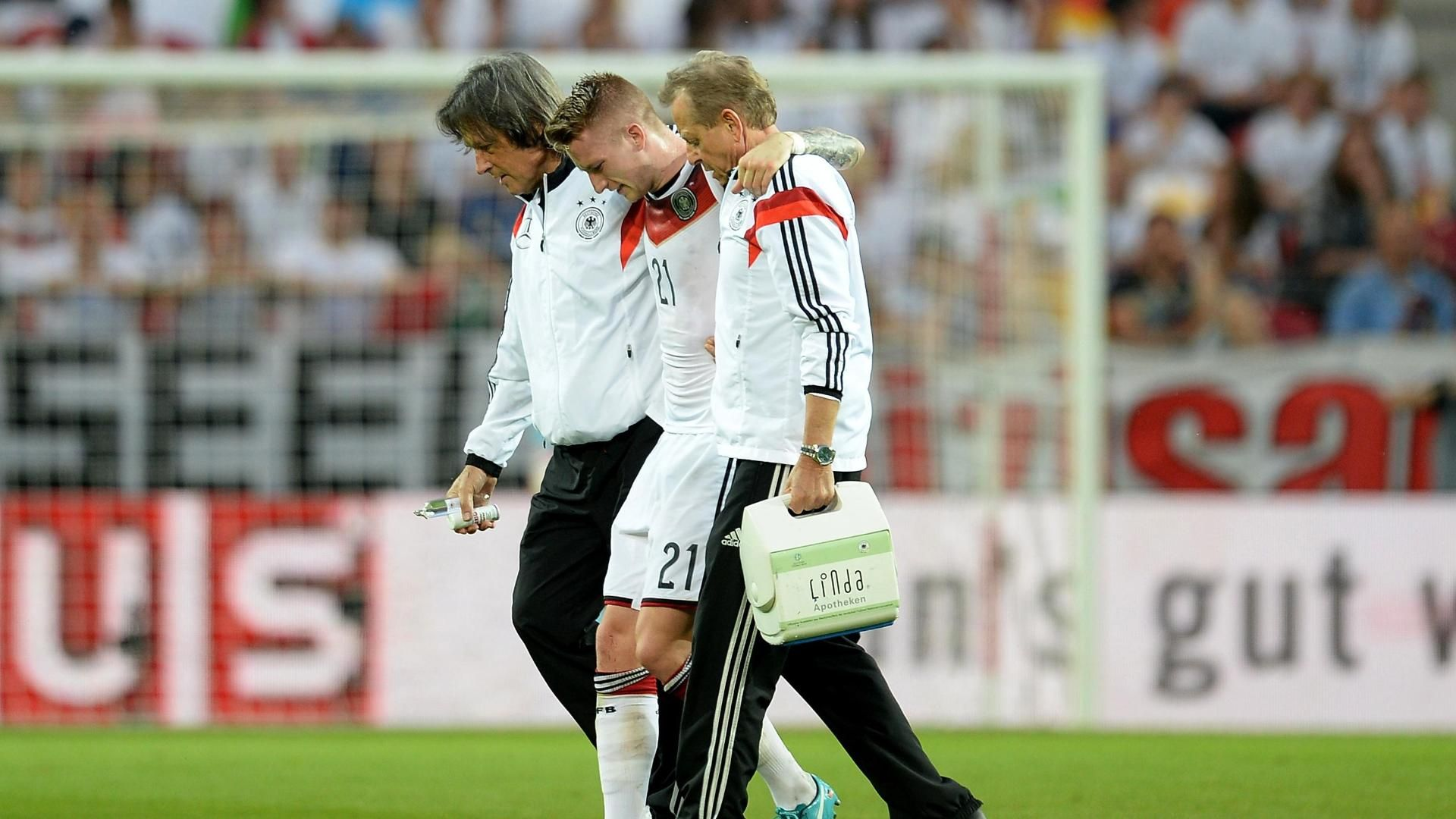 Injury concerns mounting for Germany